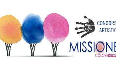 Torna il Concorso Artistico Missione Colore 2019