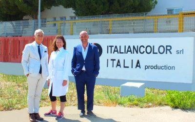 Italiancolor porta i colori di Bari al FEL