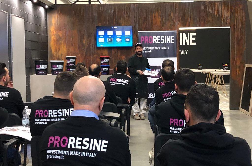 Proresine punta alla formazione con ProAcademy