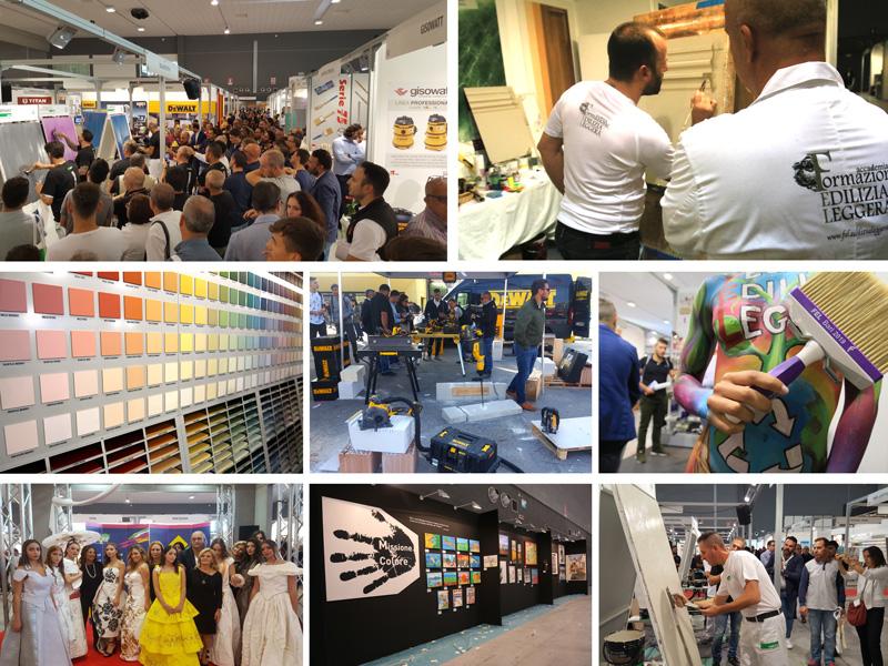 FEL Bari 2019. Grandi numeri e visitatori di qualità!