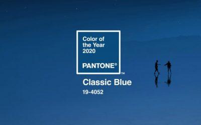 Classic Blue 2020: il colore per la casa