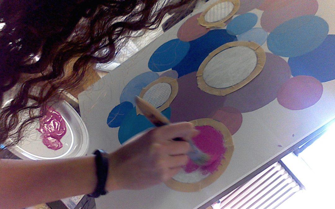 """""""Boccioni riparte"""": riqualificare attraverso l'uso consapevole del colore"""
