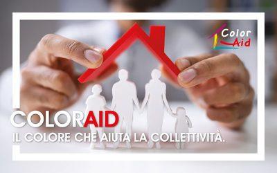FEL sostiene il progetto ColorAid 2020