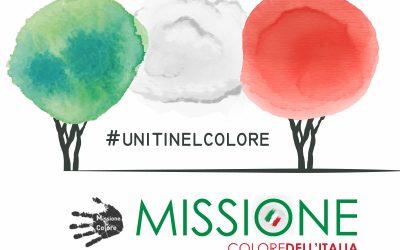 Galleria artistica Missione Colore: ITALIA #unitinelcolore
