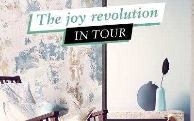 Al FEL virtual, Joy revolution in tour by Novacolor: focus on Calcecruda, Florenzia e Archi