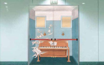 La progettazione del colore all'interno delle case di riposo